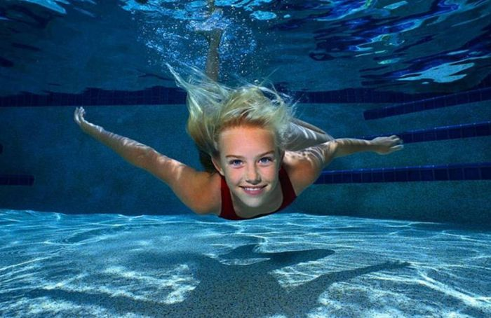 What is swimming for adults and children?