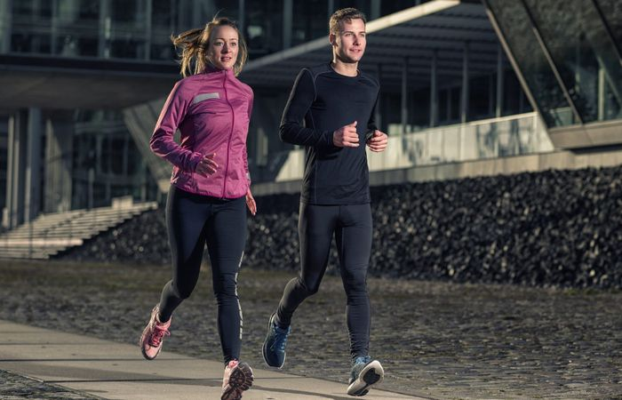 Running to lose weight: principles and training program.