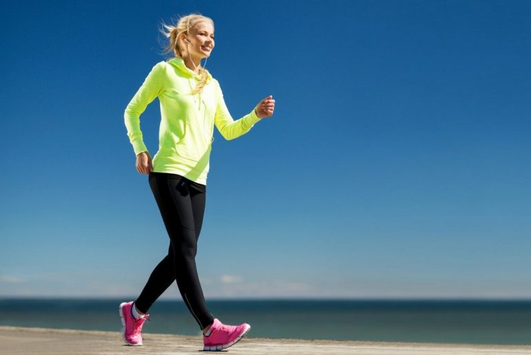 Running or walking to lose weight: what to choose