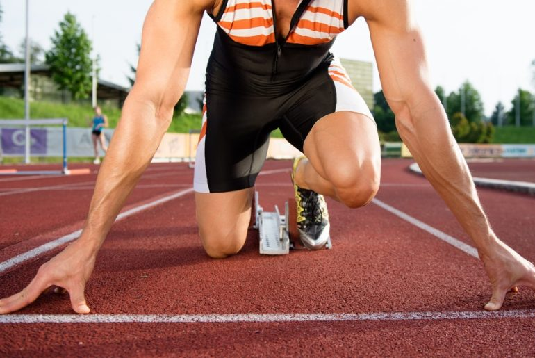 Running a short distance: how to learn to run correctly