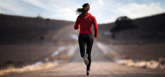 Leg pain after running: what to do.