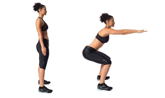 How to pump your legs at home: the best exercises.