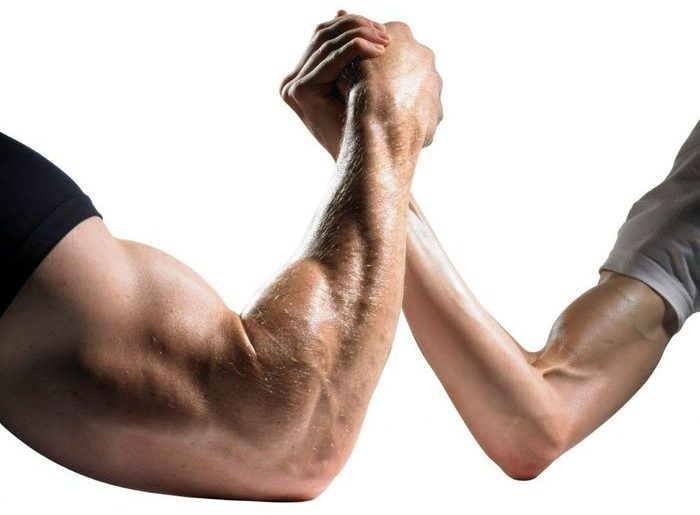 How to pump the forearm: basic recommendations.