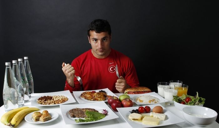 The nutrition of athletes: the main approaches.