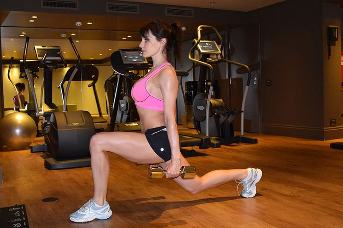 Exercises for legs in the gym: the best examples.
