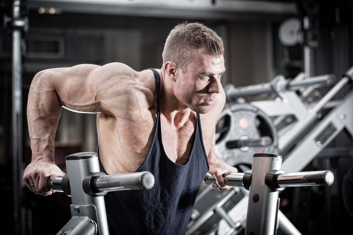 About the triceps: exercises from the arsenal of bodybuilders.