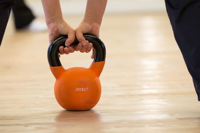 Exercises with weights and dumbbells and recommendations for their implementation.