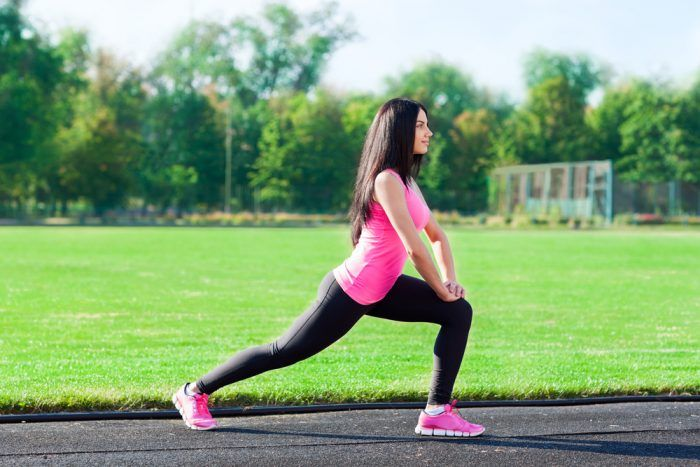 Exercises for thin legs at home with the maximum effect.