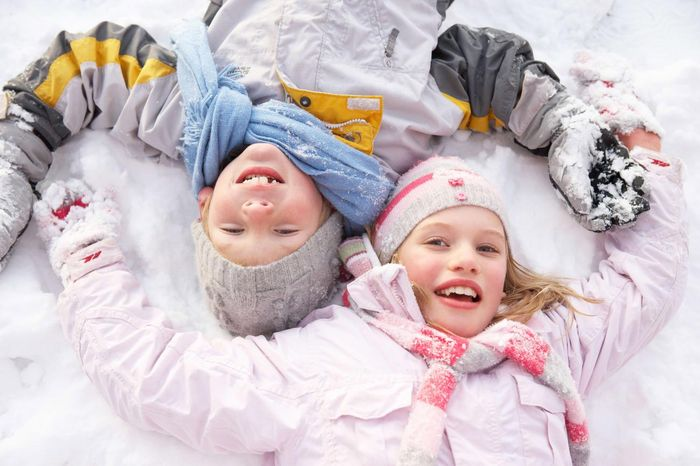 How to temper the winter: recommendations for parents and children.