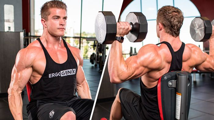 Exercises in the delta: 6 of the best and most effective training.