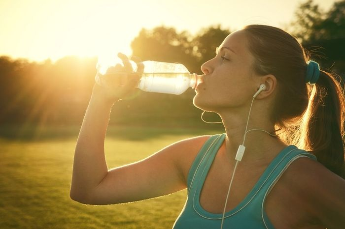 Can I drink while I run: the need for hydration, especially