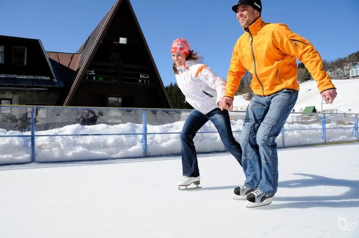 Skating: teaching methods and training rules.