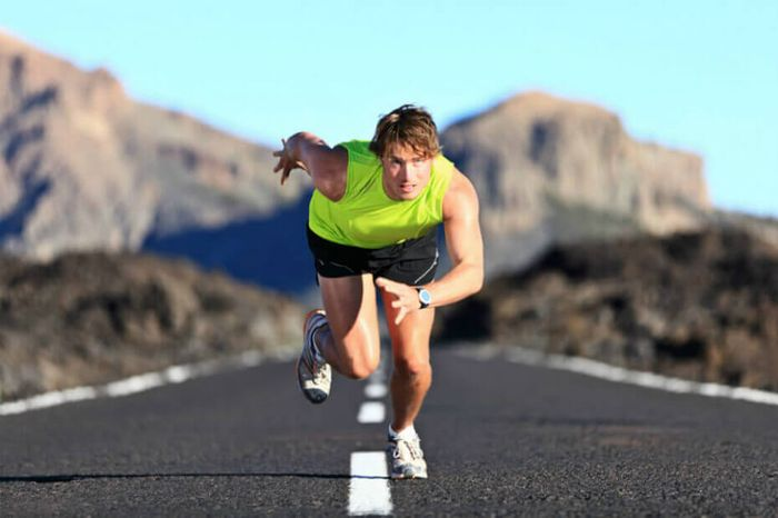 Shuttle run: what is the essence and what are the principles of training?