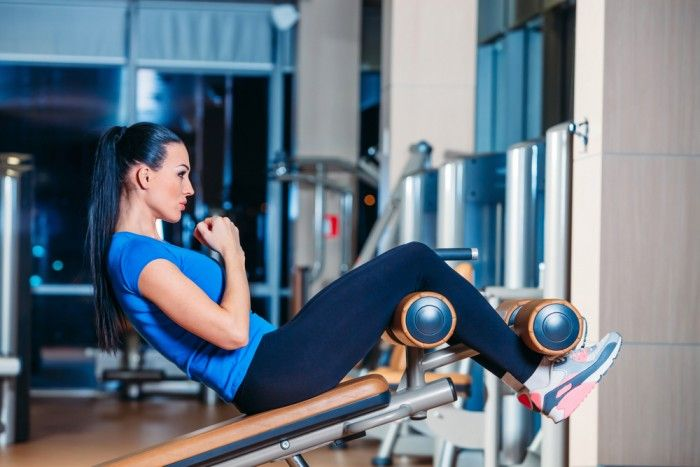 Twisting in the press: the recommendations of a professional trainer