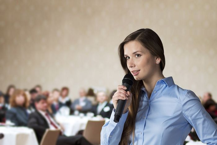 How to learn to speak beautifully: the secrets of public speaking.