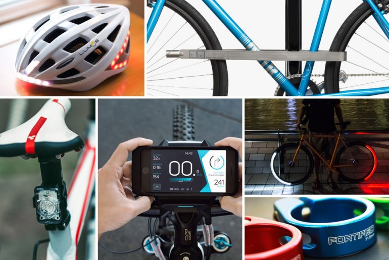 10 useful accessories for the bicycle: tips to choose from.