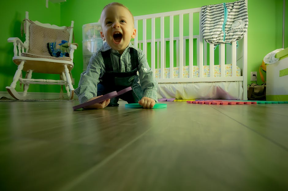 the ways of childproofing a home to keep children safety