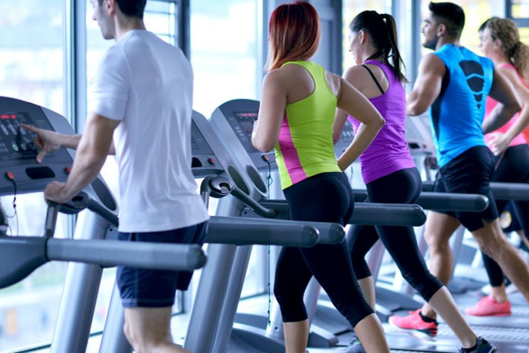 How to run on a treadmill: useful tips
